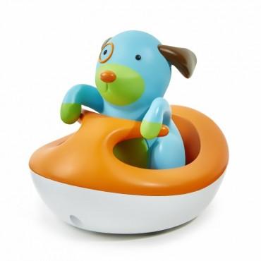Piesek Zoo i jego pływający pojazd Skip Hop