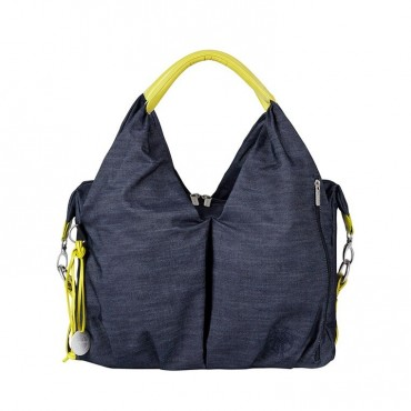 Lassig Green Label Torba z Akcesoriami Neckline Denim blue