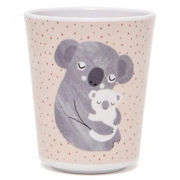 Kubeczek z melaminy Koala...
