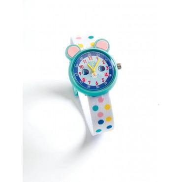 Zegarek dziecięcy Myszka Djeco