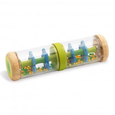 Shaker zielony z kulkami Djeco