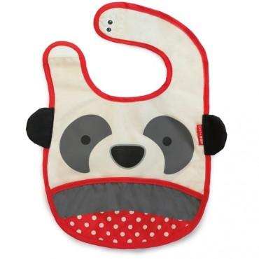 Śliniak Zoo Panda Skip Hop