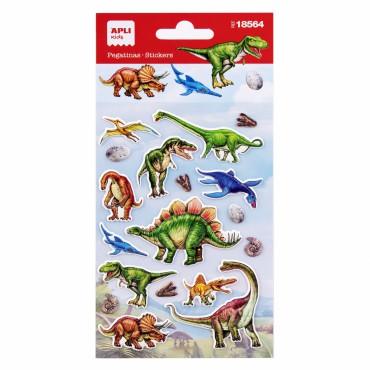 Naklejki - Dinozaury Apli Kids