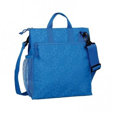 Lassig Casual Label Torba do Wózka Reflective Star blue