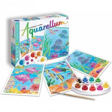Aquarellum Głębiny Morskie...
