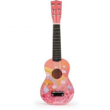 Gitara drewniana Tęcza Vilac