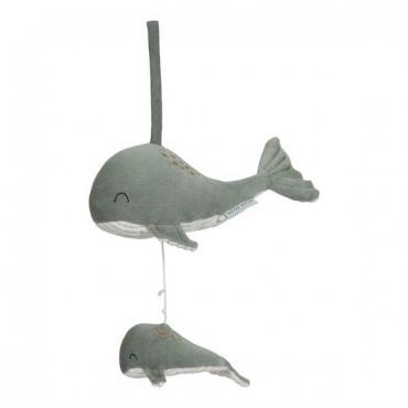 Pozytywka wieloryb Ocean...
