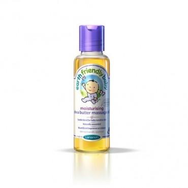 Earth Friendly Baby Naturalny olejek bezzapachowy do masażu, 125ml
