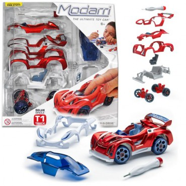 Wyścigowy Samochód Modarri...