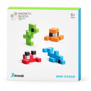 Klocki magnetyczne Pixio Mini Ocean 75 Story Series