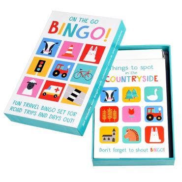 Gra podróżna Bingo Rex London