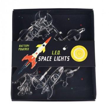 Łańcuch lampek LED...