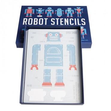 Roboty, szablony do...