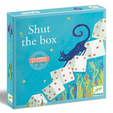 Gra logiczna Shut the box...
