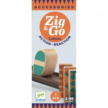 Zestaw Zig & Go-7 elementów...