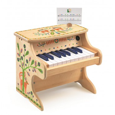 Pianino elektroniczne 18...