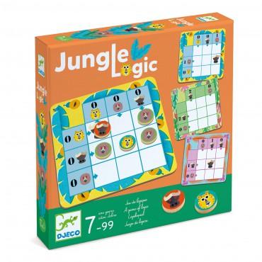 Gra logiczna Jungle Logic...