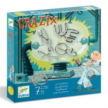 Gra Crazix - rozłącz...