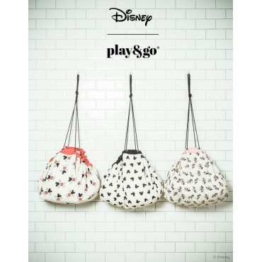 Worek Disney Minnie Gold Play & Go
