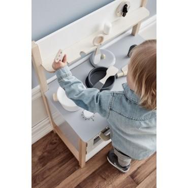 Kids Concept Kuchnia Drewniana Biała