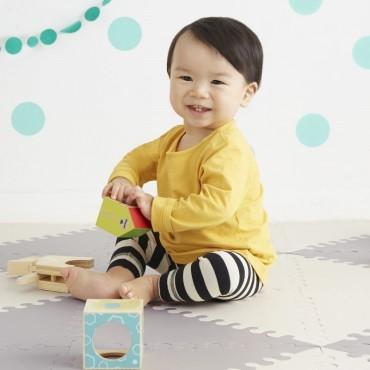 Mata Playspot Grey/Cream GEO Skip Hop