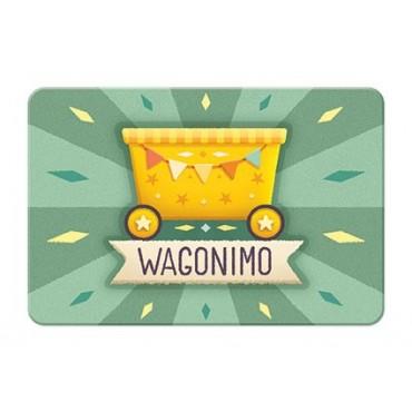 Gra karciana Wagoniki Janod
