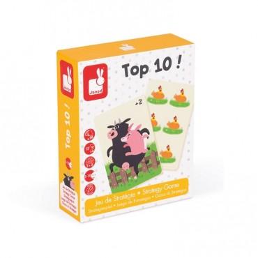 Gra strategiczna Top 10 Janod