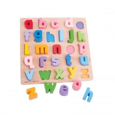 Puzle ABC (małe litery) BB106 BigJigs