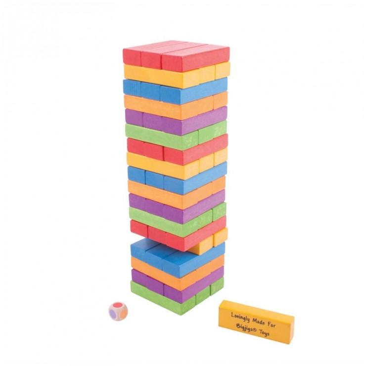 Drewniana Wieża BigJigs