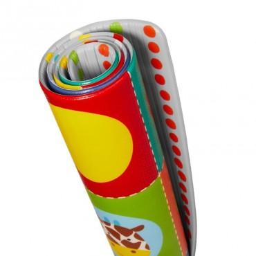 Dwustronny dywan piankowy Zoo Skip Hop