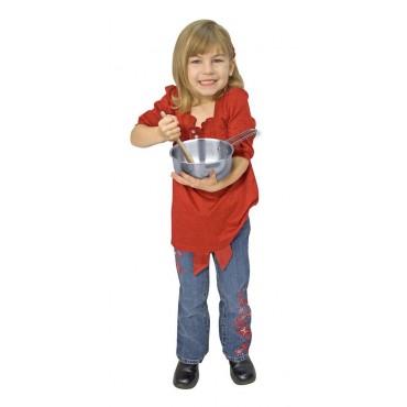 Metalowe naczynia kuchenne Melissa& Doug
