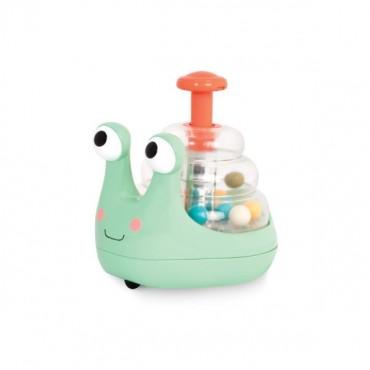 Ślimak z tańczącymi kuleczkami Escar-Glooooow B. Toys