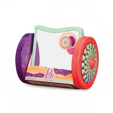 Lustro na kółkach dla niemowląt Looky-Looky B. Toys