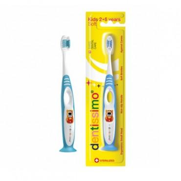 Dentissimo Szczoteczka do zębów dla dzieci 2-6 lat