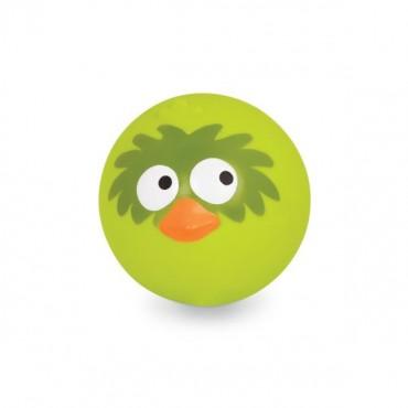 Sprężysta Piłka wydająca ptasie odgłosy wersja limonkowa B. Toys