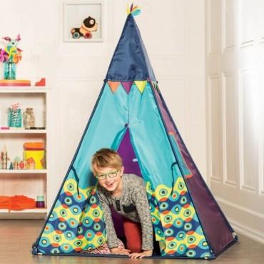 Namiot Teepee z efektami świetlnymi B. Toys