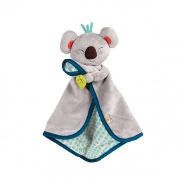 Kocyk przytulanka dla niemowląt Koala B. Toys