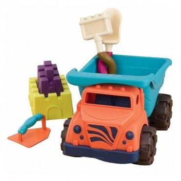 Ciężarówka plażowa z akcesoriami B. Toys