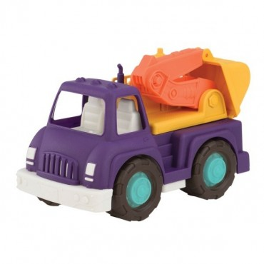 Ciężarówka z koparką Wonder Wheels