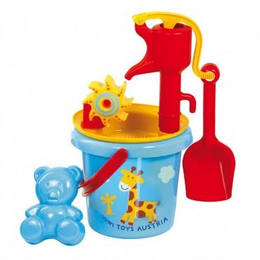 Wiaderko z pompką GW55837 Gowi Toys