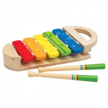 Melodyjne cymbałki Hape