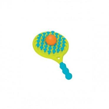 Zestaw dwustronnych rakietek z piłeczką Beach Boppers B. Toys