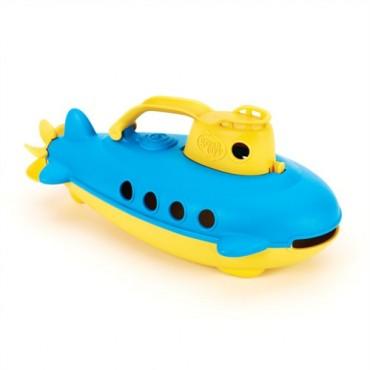 Łódź podwodna źółta GTSUBY1033 Green Toys