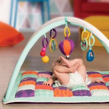 Mata edukacyjna dla niemowląt Wonders Above B. Toys
