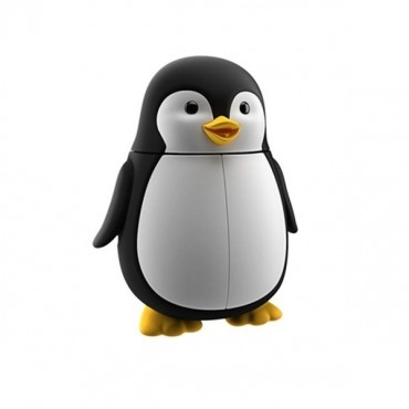 Osłonka na szczoteczkę Fun Animal pingwin Flipper